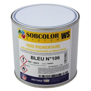 -> SOBCOLOR®.WS (pates pigmentaires White Spirit)